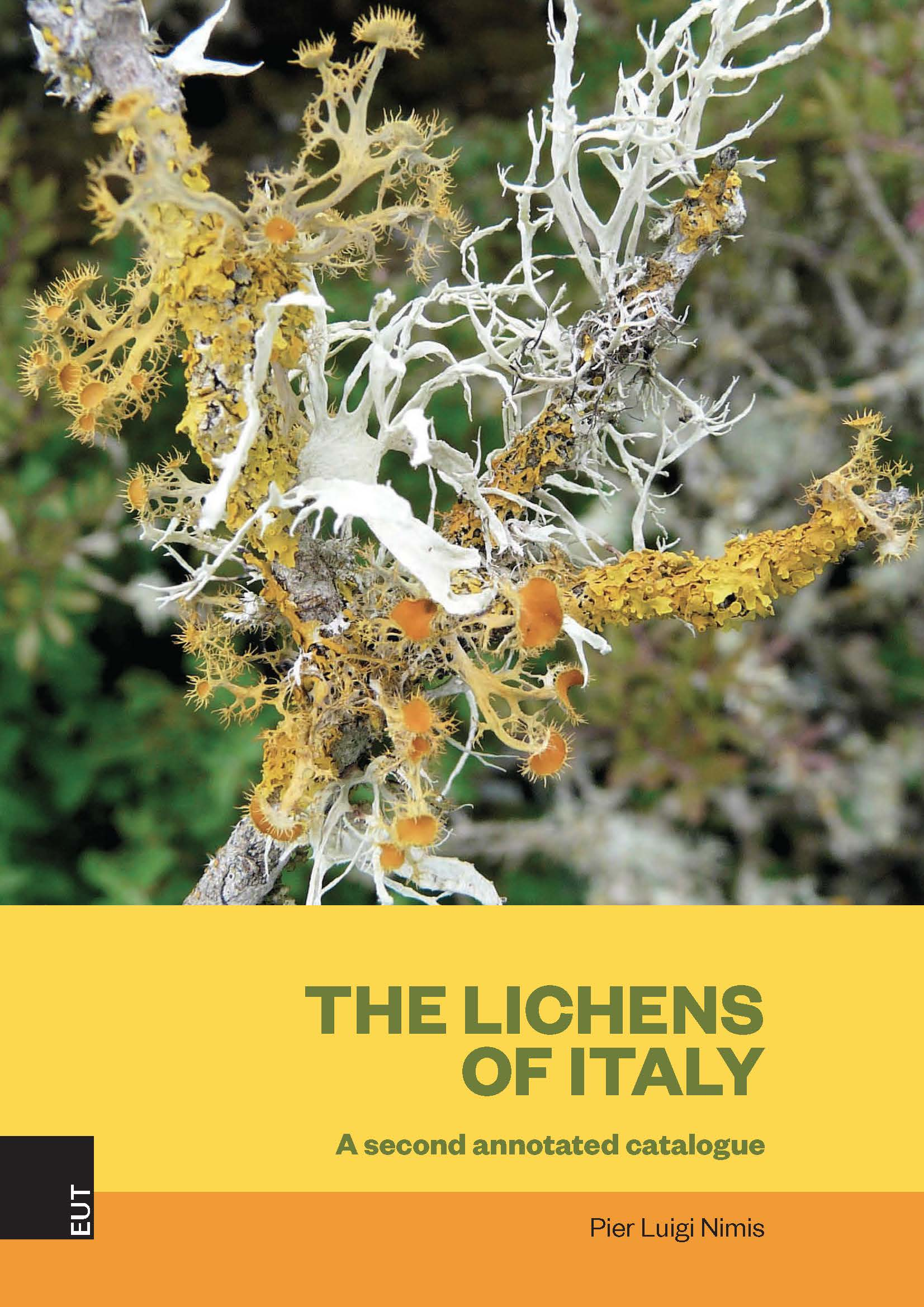 The lichens of Italy. A second annotated catalogue